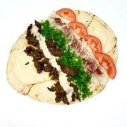 Beef  Shawarama Wrap
