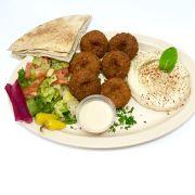 Falafel Plate🌱