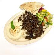 Beef Shawarama Plate