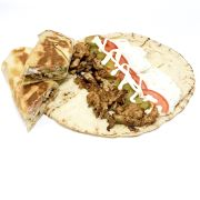 Chicken  Shawarama Wrap