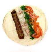 Beef Kafta (Luleh) Wrap