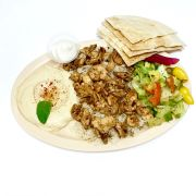 Chicken Shawarama Plate