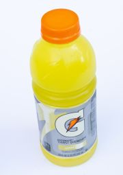 Lemon Gatorade