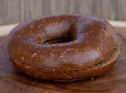 Pumpernickel  Bagel