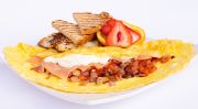 Lox Omelette