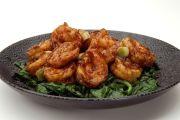 Gourmet 88 Shrimp w/ Spinach