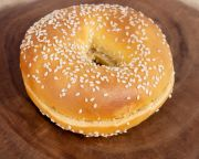 Egg Sesame  Bagel