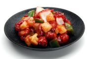 Sweet and Sour Pork 🌶