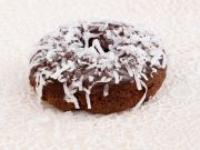 Devil Food Coconut Cake