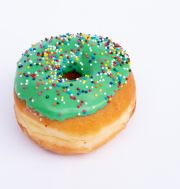 mini Green SPRINKLES RAISE