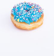 Blue SPRINKLES RAISE