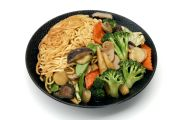 Vegetable Pan-Fried Noodle *