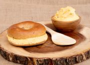 Cheddar Jalapeno 🌶 Bagel & Spread
