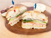 Chicken Salad Bagel