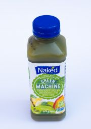 Naked - Green Machine